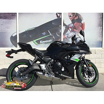 2019 Kawasaki Ninja 650 ABS for sale 200649260